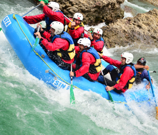 Rafting dia completo